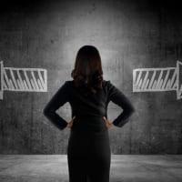 Häufig stehen Coachees vor schwierigen Entscheidungen. (Quelle Bild: iStock.com/leolintang)