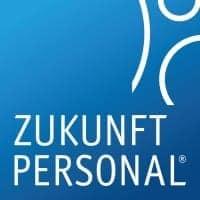 Das Logo der Zukunft Personal-Messe in Köln