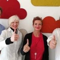 Wir gratulieren den AbsolventInnen zur bestandenen praktischen Trainer-Prüfung der Steinbeis-Hochschule Berlin.