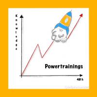 Projektvorstellung für intensives Lernen bei Competence on Top: das Total Immersion Powertraining.