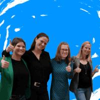 Prüflinge der Steinbeis+Akademie-Zertifizierung zum Organizational Transformation Coach