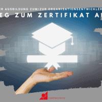 Ausbildung in der Organisationsentwicklung - Beitragsbild