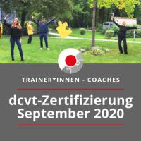 Beitragsbild dvct-Zertifizierung September 2020 Augsburg