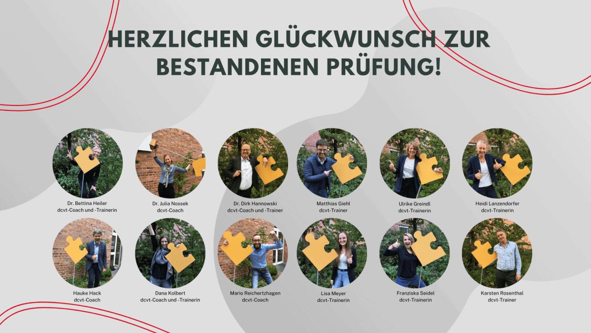 dvct-Zertifizierung September 2020 in Augsburg - alle AbsolventInnen