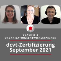 Steinbeis-Zertifizierung September 2021 - Absolventen der praktischen Prüfung Beitragsbild